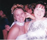 Jenny & Me @ Prom